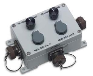 Dwu-słuchawkowy moduł interkomu U3806