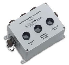 Podwójny moduł interfejsu radiowego U3812 David Clark