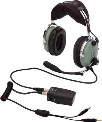 Słuchawki dla pilotów H10-13 XL/XP David Clark