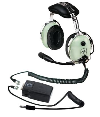 Słuchawki helikopterowe David Clark H10-56 HXL/HXP