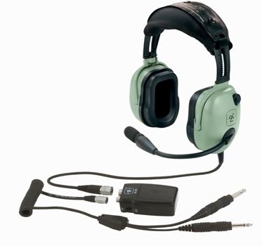 Słuchawki dla pilotów H20-10 XL/XP