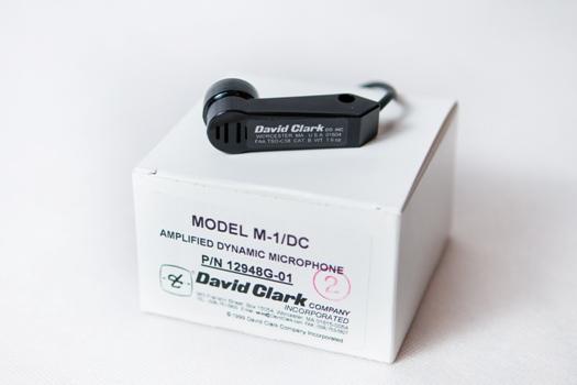 Mikrofon David Clark