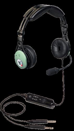 Słuchawki DC ProX2 Dual Plug aktywne David Clark Navox Polska