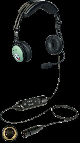 DC PRO-X2A ze złączem Airbus XLR słuchawki lotnicze z kablami navimor oxer polska Cena Netto: 2000 PLN Cena Brutto: 2460 PLN