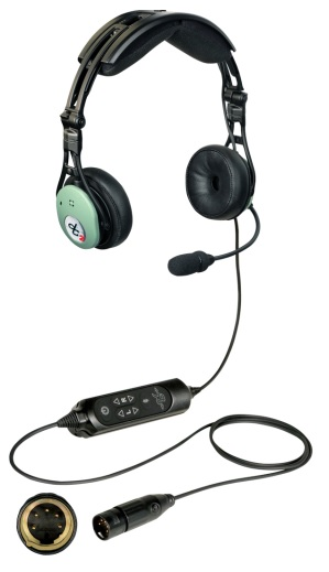 Słuchawki Aktywne David Clark DC PRO-XA2 Airbus