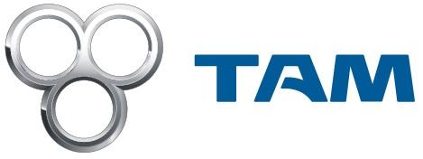 Logo Lotniskowe Autobusy TAM (Airport Bus TAM)