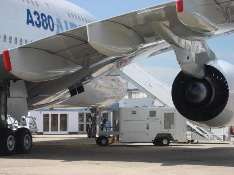 Klimatyzator samolotowy TLD Airbus A380 Polska