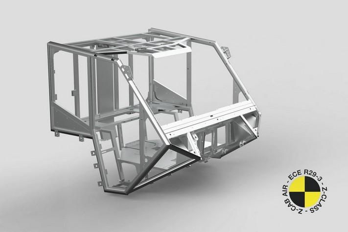 ZIEGLER Z6-Turret - trzyosiowy samochód 6 x 6