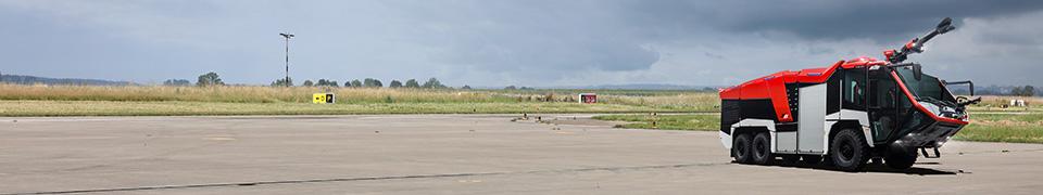 Lotniskowe pojazdy ratowniczo-gaśnicze ARFFV ZIEGLER