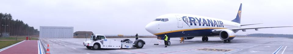 Sprzęt lotniskowy GSE